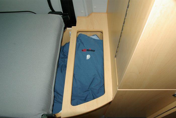 VW Multi Style Wardrobe