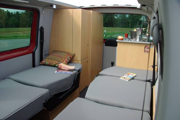 VW Multi Style Bed