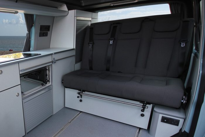 Seating Conversion VW Escape Van