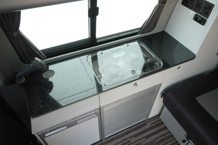 VW T6 Trio Style Kitchen