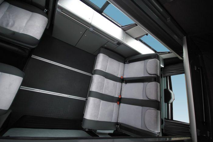 VW City Van Kitchen