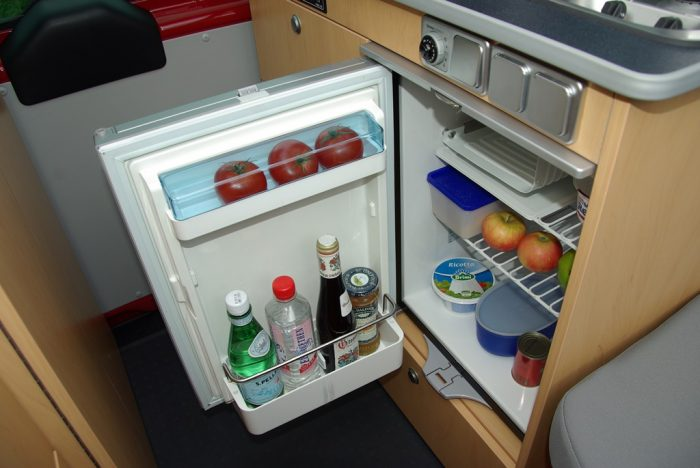 VW Multi Style Fridge