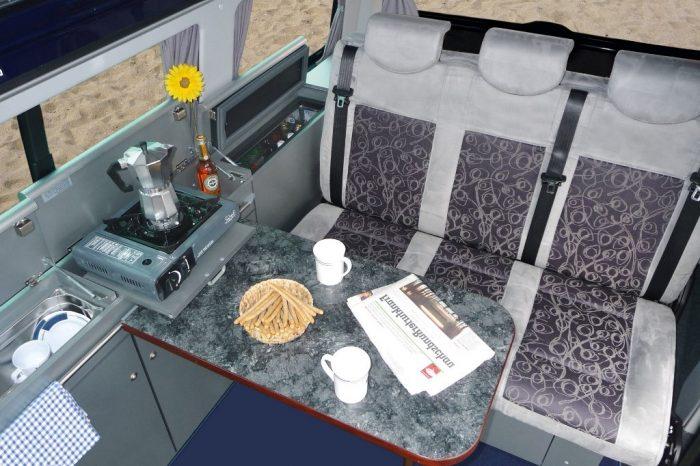 VW City Van Table 2