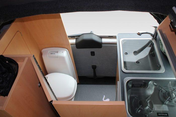 VW Multi Style Toilet