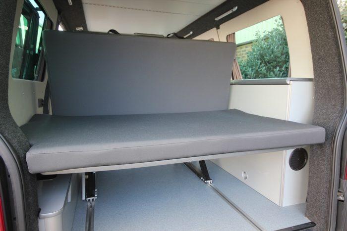 VW City Van Boot Space