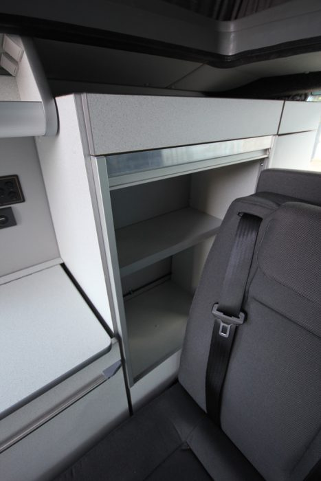 VW Escape Storage Cupboard