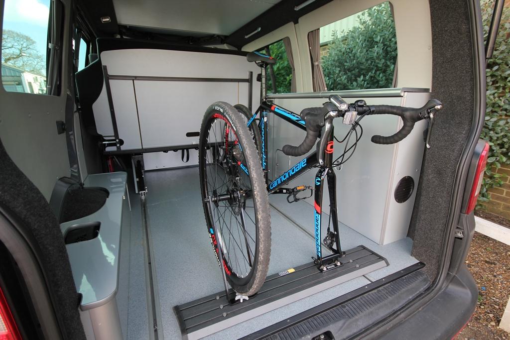 Self Build Camper Conversions Concept Multi Car Vw And