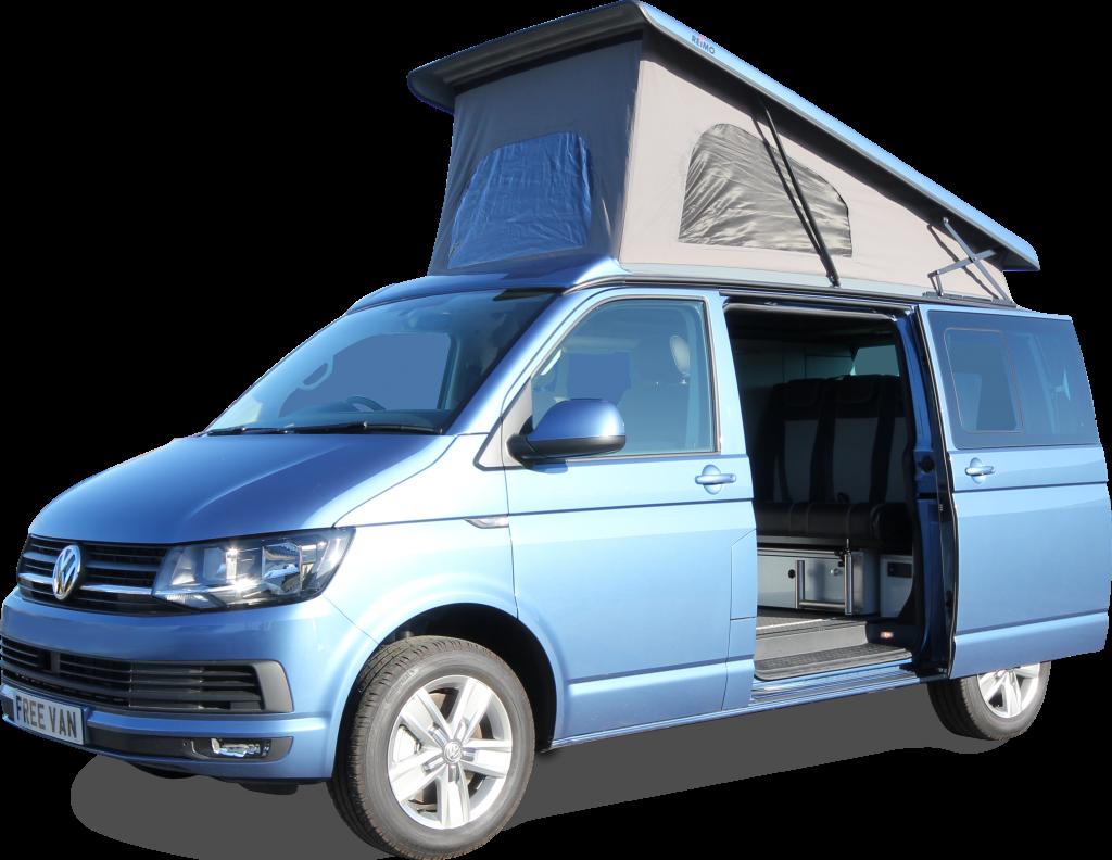 VW T6 Reimo Easyfit Roof