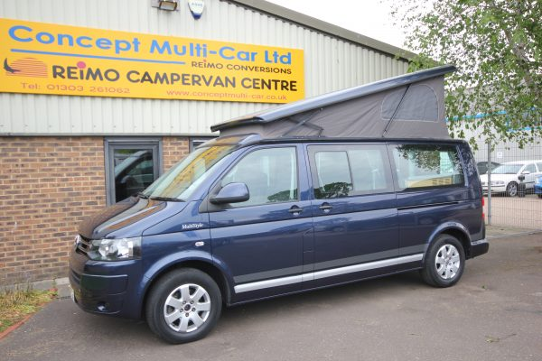 Campers For Sale Concept Multi Car Vw And Reimo Campervan Conversions And Dealers