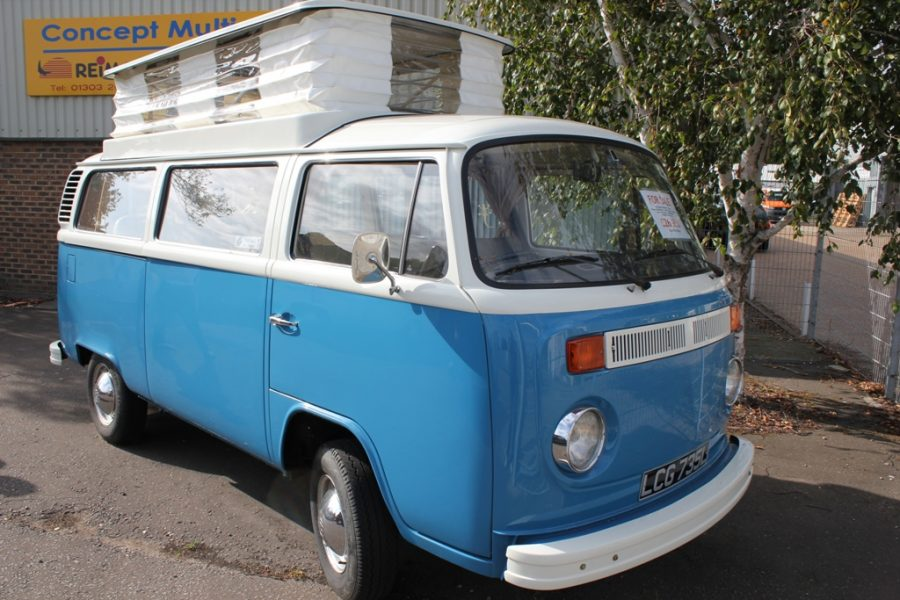 Used Campervans For Sale >> Volkswagen T2 Bay - Devon Caravette | Concept Multi-Car | VW and Reimo Campervan Conversions and ...