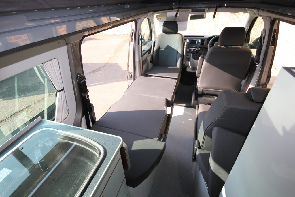 Vw T6 Kombi >> CMC Reimo T6 Multi Style (NOW SOLD) | Concept Multi-Car | VW and Reimo Campervan Conversions and ...