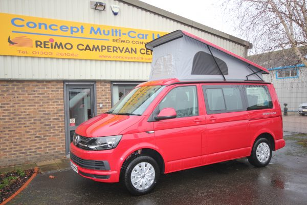 Campers For Sale Concept Multi Car Vw And Reimo