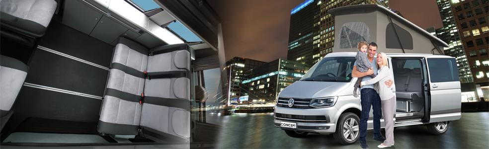 VW City Van