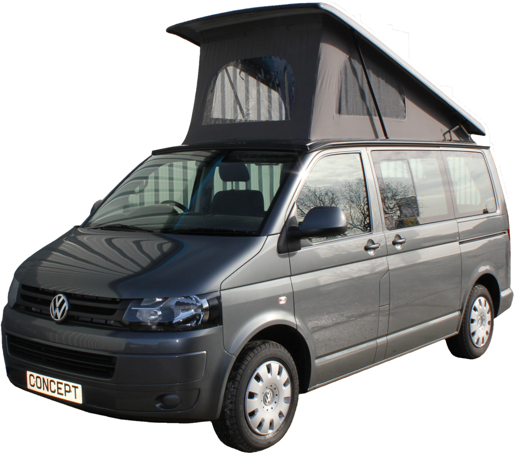 Roofs Concept Multi Car Vw And Reimo Campervan