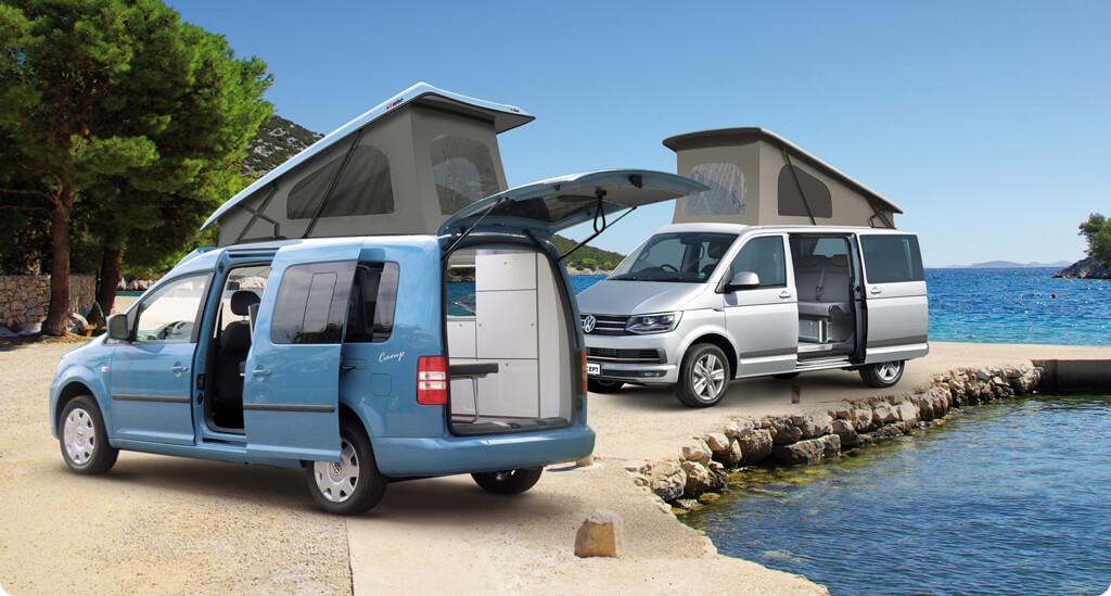 VW Campervan Conversions Reimo Kent Campervans Volkswagen Motorhome