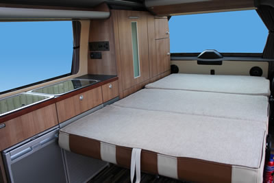 Vw T6 Reimo Trio High Style Concept Multi Car Vw And