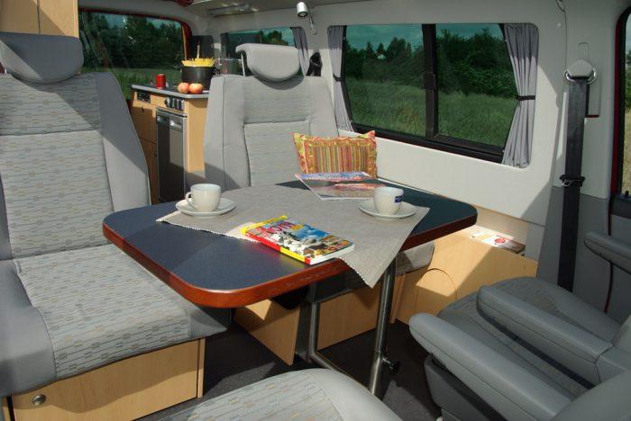 VW Multi Style Lounge Area