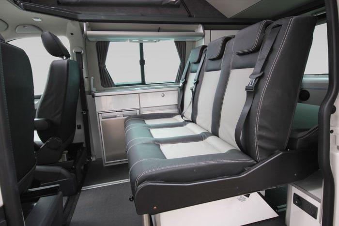 VW T6 Trio Style Flexible Seats