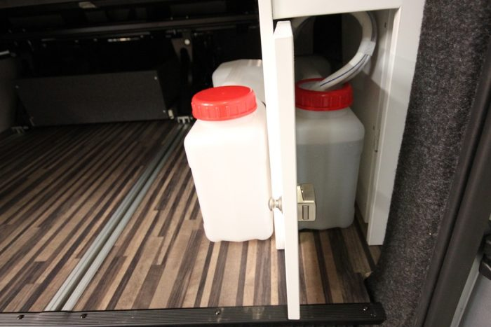 VW T6 Trio Style Water
