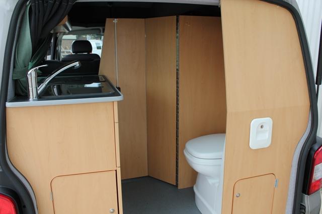 VW Multi Style Porta Potti