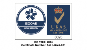 ISOQAR Registered UKAS